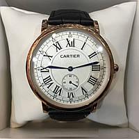 Часы наручные Cartier №4 , мужские часы, механические часы, наручные часы, кварцевые часы Картье, механические