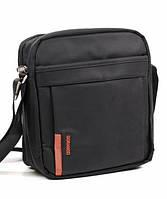 Мужская сумка через плечо Gorangd, 8215 Black, фото 1