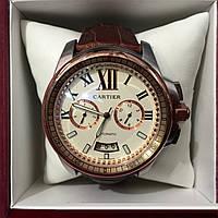 Наручные механические часы Cartier, мужские часы, механические часы, наручные часы, кварцевые часы Картье