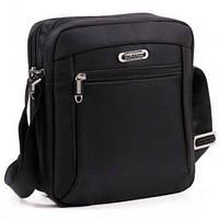 Мужская сумка через плечо Gorangd, 8067AllBlack, фото 1