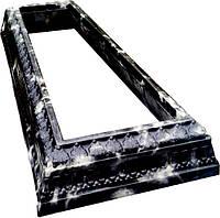 Надгробие бетонные (мрамор из бетона)