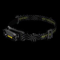 Налобный фонарь Nitecore T360, зарядка от USB, гарантия 60мес, фото 1