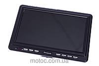 Портативный телевизор HD-VC980 10 дюймов, компактный телевизор для дома и автомобиля, портативный телевизор