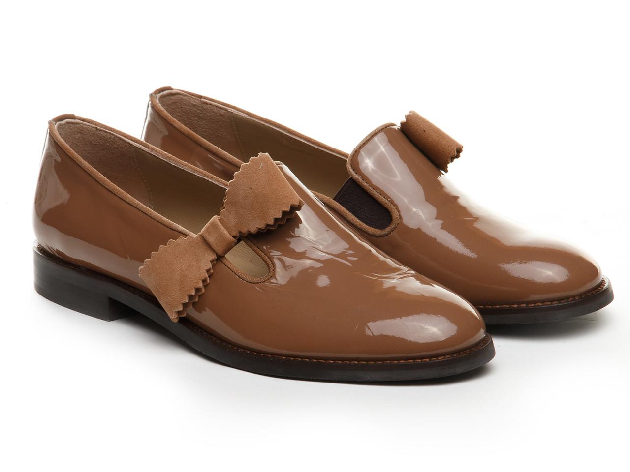 Туфлі Etor 4883-525-1318 39 бежеві