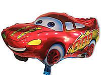 Фольгированный воздушный шарик Тачки 64 х 42 см.