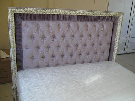 Кровать ВЕРНИСАЖ с матрасом из латекса