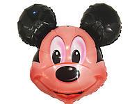 Фольгированный воздушный шарик Микки Маус 62 х 66 см.