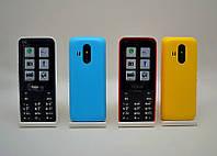 Ультратонкий телефон Нокиа 208 на 2 сим-карты