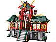 "Конструктор Ninjago Bela 9797 ""Битва за Ниндзяго Сити"" 1223 деталей, фото 2"