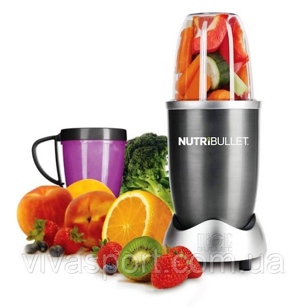 Кухонный экстрактор Nutribullet 600W, блендер Нутрибуллет