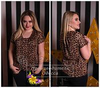 Красивая женская кофта с принтом