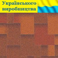 """Битумная черепица """"Акцент"""" Синай"""
