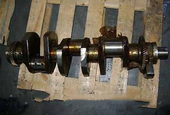 Вал коленчатый СМД-60/72, фото 2