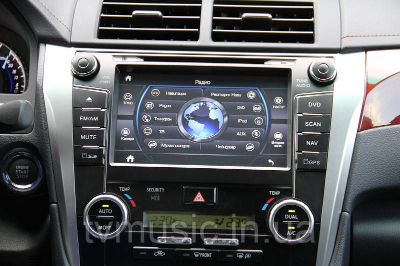 Автомагнитола PHANTOM DVM-3002G i6 (Toyota Camry)