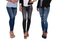 Утягивающие джинсы (легинсы) Slim 'n Lift Caresse Jeans