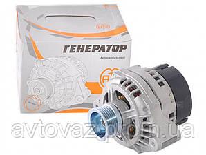 Генератор ВАЗ 2109, ВАЗ 2110, 2111, 2112, ВАЗ 2170 Пріора інжектор (14В,100А) АТЭ-1(Москва)
