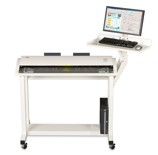 KIP 720 (Широкоформатный сканер А0)