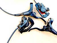 Дисковый гидравлический тормоз Shimano Acera 8L-M395  пара черный