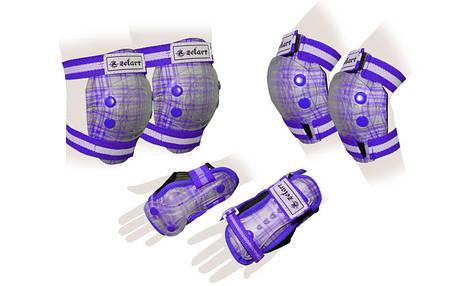 Защита для роллеров детская SK-4678V, фото 2