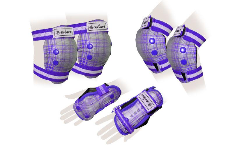 Защита для роллеров детская SK-4678V