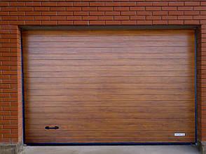 Гаражные секционные ворота 3000*2200 серии Classic(торсионный вал) производства Алютех, фото 2