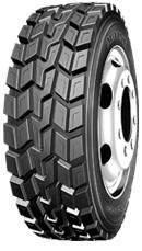 Грузовая шина 315/80R22.5  Aufine AF37 (Карьерная), фото 2