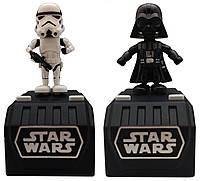 Марширующий Штурмовик или Дарт Вейдер игрушка музыкальная Space Opera Star Wars