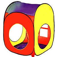 """Игровая детская палатка """"Домик"""" 8080, 78х78х98см, фото 2"""