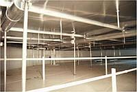 Монтаж понтонов из алюминия в резервуары с гаранитией 15 лет, от официльного представителя Ультрафлоут США Пр