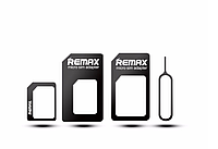 SIM адаптер 4в1 Remax