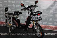 Электровелосипед Заря Силач на колесах R22