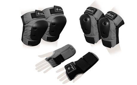 Защита для роллеров взрослая SK-4680GR, фото 2