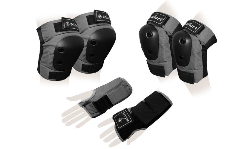 Защита для роллеров взрослая SK-4680GR