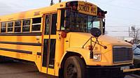 Настоящий американский School Bus в Харькове