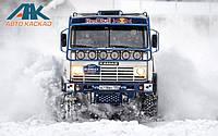 Рынок новых грузовых автомобилей в России сократился на 1,3%