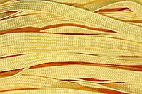 Тесьма ПЭ 10мм (100м) желтый , фото 1