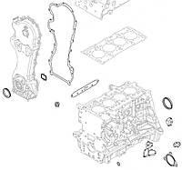 Комплект прокладок блоку циліндрів Opel Combo 1,3 CDTI (2004-2011) та Fiat Doblo 1,3 D (2004-2012) 51 55 kW