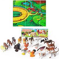 Набор игровых фигурок Животные M 0256 U/R