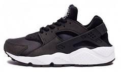 Мужские кроссовки Nike Huarache Run GS 654275-011, Найк Аир Хуарачи, Найк Аир Хуарачи