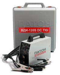 Инвертор сварочный Патон ВДИ-120S + кейс