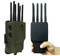 "ПодавительCDMA/GSM/3G/Wi-Fi/GPS/4G WiMAX/4G LTE/Lojack ""Атлант-Сапсан"""