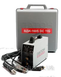 Инвертор сварочный Патон ВДИ-160S + кейс