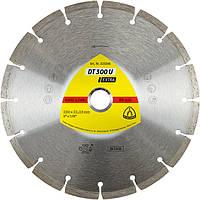 Круг отрезной алмазный Kronenflex (Klingspor) DT 300 U 230x2,3x22,23