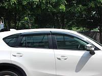 Ветровики на Mazda CX5 (BKT-CX5-V21)