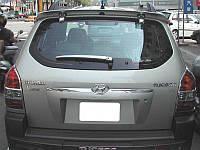 Задний спойлер на Hyundai Tucson 2004-09