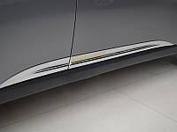 Молдинг на двери Mitsubishi Outlander 2014+ (BKT-MO-D32)