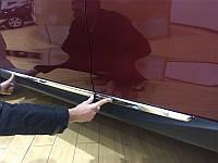 Молдинг на двери Subaru Forester 2013+ (BKT-SF-D33)