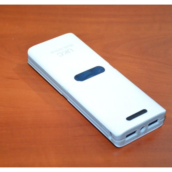 PowerBank 22000 mAh, портативное зарядное устройство 22000 mAh, Портативный аккумулятор UKC PowerBank 20000 mAh, Портативный аккумулятор, внешний аккумулятор, внешний аккумулятор 22000