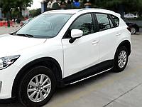Рейлинги European Design на Mazda CX-5 2011+