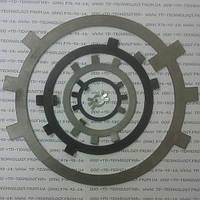 Шайба стопорная многолапчатая ГОСТ11872-89